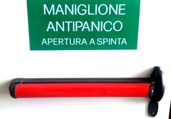 Maniglioni Antipanico